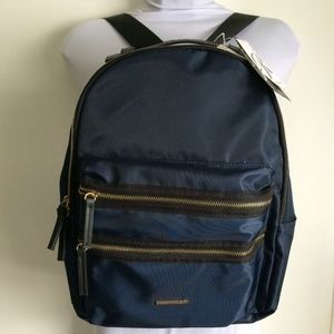 NWT Rampage Dome Laptop Backpack in smooth nylon